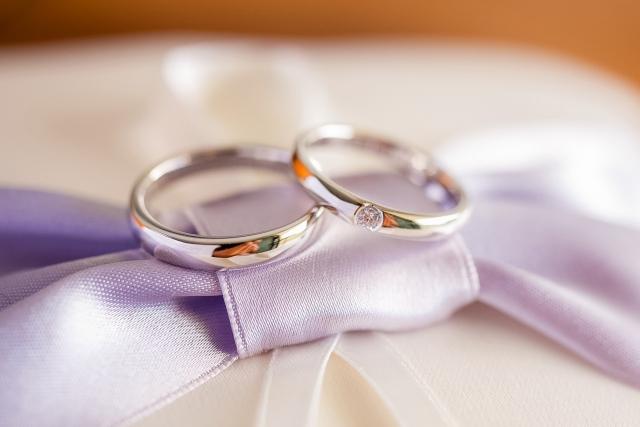 結婚指輪(マリッジリング)プラチナ