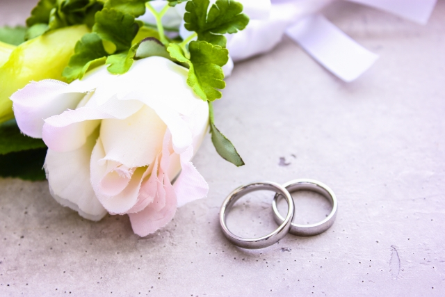 結婚指輪(マリッジリング)、プラチナリング